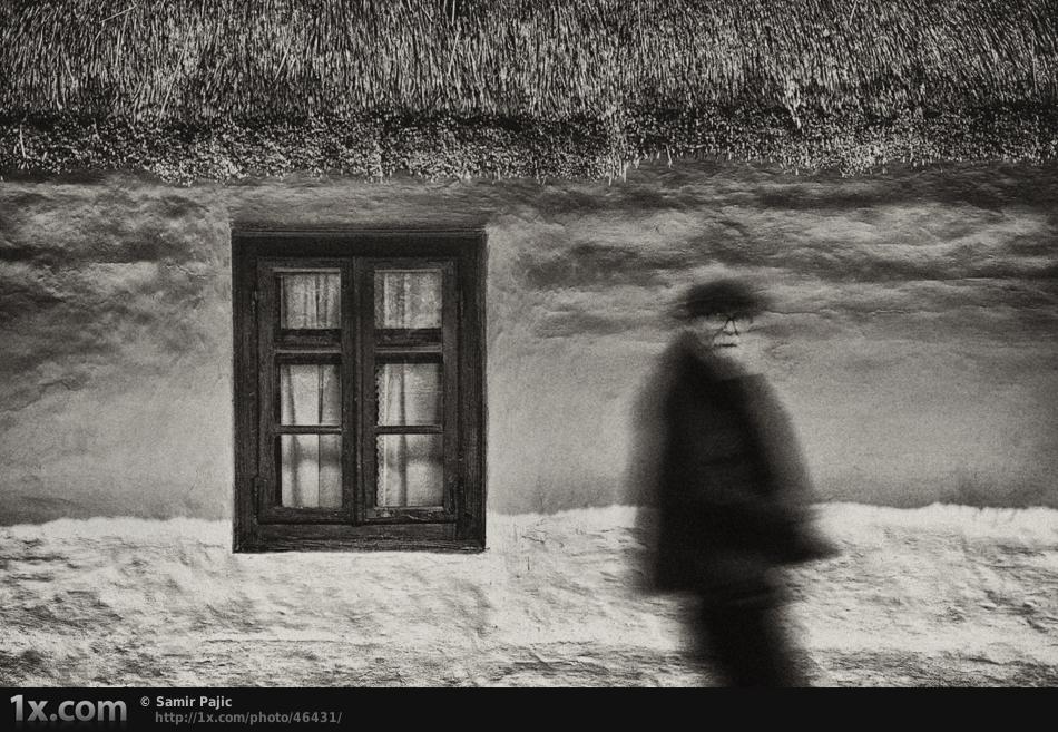 A Man's House © Samir Pajic